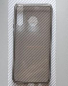 "TPU 0.3 ultra tanka maska za Huawei P30 Lite 2019 (6.15"") smoke"