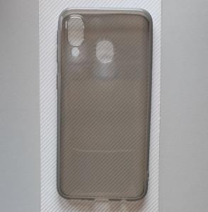 """TPU maska 0.3mm tanka za Samsung SM-A405F Galaxy A40 2019 (5.9"""") smoke"""