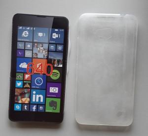 "TPU 0.3mm maska ultra tanka za Nokia Lumia 640 (5.0"") 2015"