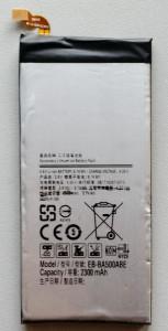 Baterija EB-BA500ABE Samsung Galaxy A5 SM-A500 SM-A500F, Galaxy A5 2015
