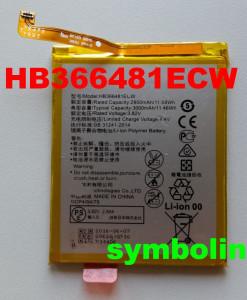 Baterija HB366481ECW za Huawei P Smart, Y6 2018, P20 Lite, P10 Lite