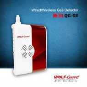 Bežični detektor gasa Wolf Guard QG-02