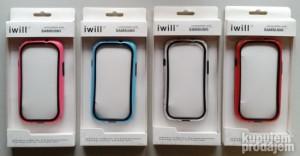 Bumper zaštitna maska za Samsung i9500 Galaxy S4 DSS403