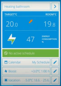 Finski radijator 1000W bluetooth TAJMER, elektronski termostat, ENSTO Beta konvektorski panelni radijator