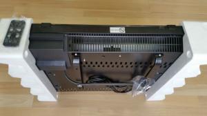 Konvektorski panelni stakleni radijator BEKAR 1000W