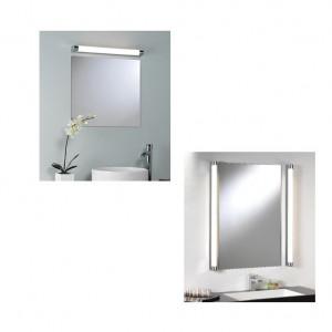 LED kupatilska lampa bela 15W, Prosto KL4-60/WH
