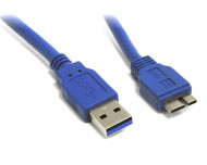 Micro USB 3.0 kabl A-Male na 3.0 Micro-B dužina 0,5m, CCP-mUSB3-AMBM-0.5M