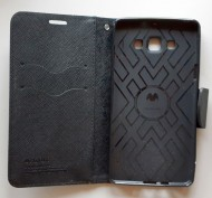 "Preklopna futrola MERCURY za Samsung SM-A700F, Galaxy A7 2015 (5.5"") crna ili plava"