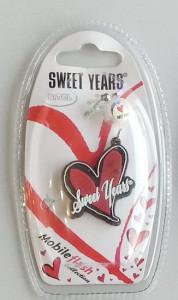 Privezak Sweet Years crystal
