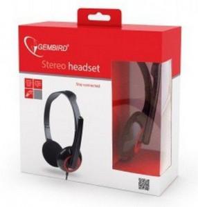 Slušalice s mikrofonom GEMBIRD MHS-002