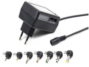 Strujni adapter ispravljač univerzalni 3-12 VDC Gembird EG-MC-009