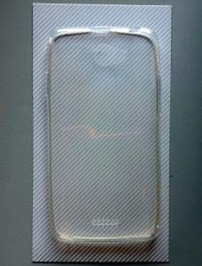 "TPU 0,3mm maska ultra tanka za HTC Desire 516 (5.0"") 2014, providna"