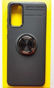 "TPU Magnet RING maska za Samsung Galaxy S20 2020 (6.2"") crna"