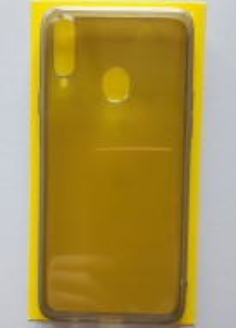 """TPU maska 0.3mm ultra tanka za Samsung SM-A207F Galaxy A20S 2019 (6.5"""") smoke"""