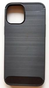 "TPU maska BRUSHED za iPhone 12 Pro Max2020 (6.7"") crna"