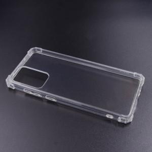 "TPU maska CLEAR STRONG za Samsung SM-A725F, SM-A726B, Galaxy A72 4G, A72 5G 2021 (6.7"") providna"