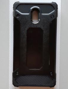 "TPU maska DEFENDER za Nokia 3 (5.0"") 2017, crna"