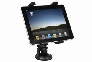 Vakuum držač u automobilu za tablete / GPS, DVD i TV uređaje - 01A