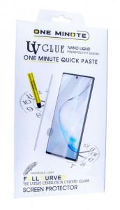 "Zaštitno staklo 5D FULL GLUE UV za Samsung SM-N985, SM-N986B, Galaxy Note 20 Ultra (6.9"") ZAKRIVLJENO"