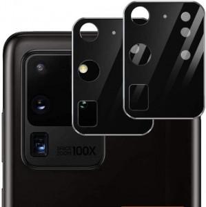 "Zaštitno staklo za kameru za Samsung Galaxy S20 Ultra 2020 (6.9"") crno"