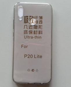"TPU maska 0,3mm ultra tanka za Huawei P20 Lite 2018 (5.84""), dim providna"