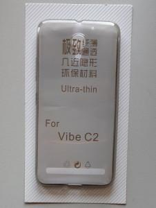 """TPU maska 0,3mm za Lenovo Vibe C2 (5.0"""") 2016, dim providna"""