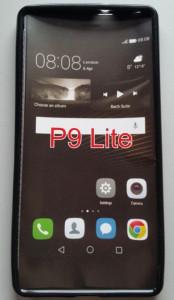 "TPU Pudding maska za Huawei P9 lite 2016 (5.2""), crna"