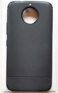 "TPU maska CARBON za Motorola Moto G6 plus (5.9"") 2018, crna"