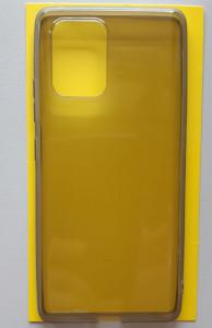"TPU maska 0.3mm ultra tanka za Samsung SM-G770F, Galaxy S10 LITE 2020, A91 2020 (6.7"") smoke"