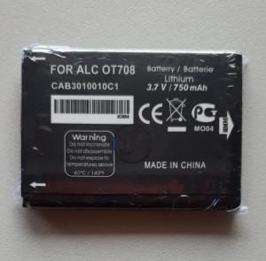 Baterija CAB3010010C1 za Alcatel OT-1040X, OT-1035, OT-1042, OT-1016, OT-1052