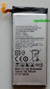 Baterija EB-BA300ABE za Galaxy A3 SM-A300F SM-A3000