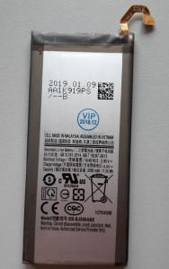 Baterija EB-BJ800ABE za Samsung Galaxy A6 2018, SM-A600, J6 2018, SM-J600, J8 2018, SM-J810