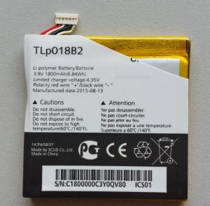 Baterija TLp018B2 za Alcatel OT 6030D, OT-6030, OT-7024