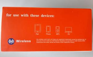 Bluetooth zvučnik sa akumulatorom UBIT ER-8 KLEIN, 8W (2x4W)