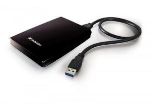 """Eksterni hard disk USB 3.0 HDD External 2.5"""" VERBATIM 1TB USB3.0 53023"""
