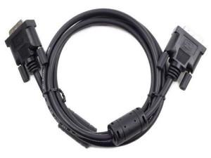 Kabl DVI-D na DVI-D dual link (DVI-D/DVI-D) Gembird CC-DVI2-BK-6, 1.8m