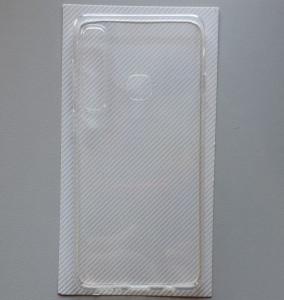 """maska 0,3MM ultra tanka za SM-A920F GALAXY A9 2018 (6.3""""), providna"""