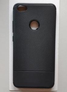 "Maska Carbon za Xiaomi REDMI Note 5A Prime 2017 (5.5""), crna"