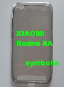 Maska TPU 0,3MM za Xiaomi Redmi 5A, smoke providna