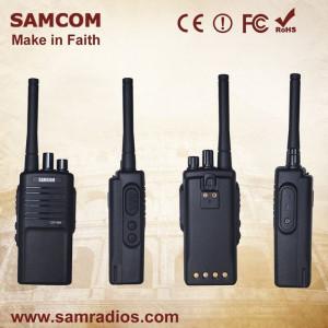 Samcom CP-446D Profesionalni voki toki radio stanica - DOMET preko 15 km na otvorenom