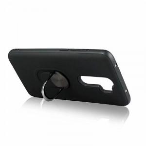 "TPU Magnet RING maska za Huawei P30 Pro 2019 (6.30"") crna"