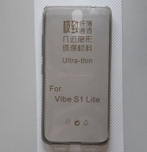 """TPU maska 0,3mm za Lenovo Vibe S1 Lite (5.0"""") 2016, dim providna"""