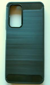 """TPU maska BRUSHED za Xiaomi Mi 10T Pro 2020 (6.67"""") crna"""