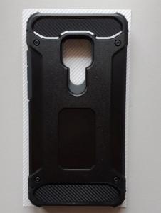 """TPU maska DEFENDER za Huawei Mate 20 2018 (6.53"""") crna"""