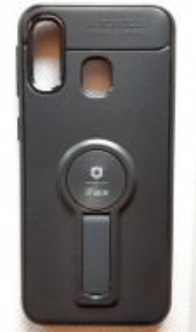 """TPU maska iFACE za Samsung SM-A405F Galaxy A40 2019 (5.9"""") crna"""
