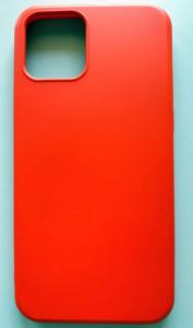 "TPU maska MATTE za iPhone 12 2020, iPhone 12 Pro 2020 (6.1"") cvena"