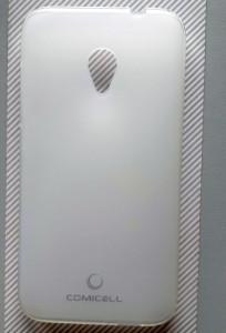 "TPU Pudding maska za OT-5044, Alcatel U5 2017 (5.0"") crna ili bela"