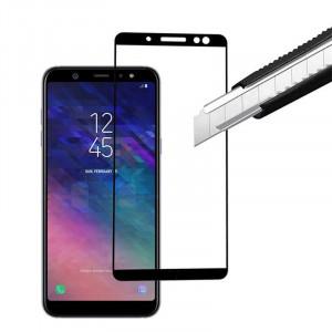 "Zaštitno kaljeno staklo 5D Full Glue za Samsung A6 Plus 2018, SM-A605F (6.0"")"
