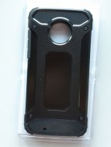 TPU maska DEFENDER za Motorola Moto G6 crna