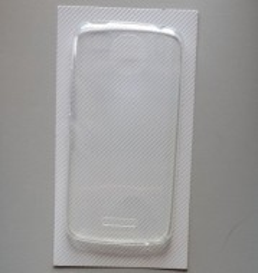 "TPU 0,3mm maska ultra tanka za Motorola Moto C Plus (5.0"") 2017, providna"